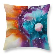 Reflections Of The Universe No. 2147 Throw Pillow