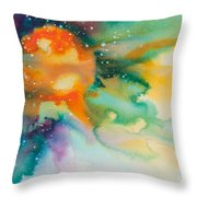 Reflections Of The Universe No. 2148 Throw Pillow