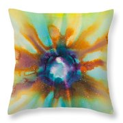 Reflections Of The Universe No. 2149 Throw Pillow