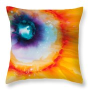 Reflections Of The Universe No. 2153 Throw Pillow