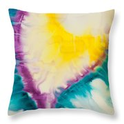 Reflections Of The Universe No. 2234 Throw Pillow
