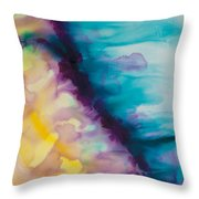 Reflections Of The Universe Series No 1420 Throw Pillow