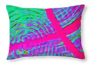 Reflections X One Throw Pillow
