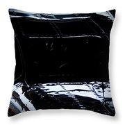 Reflective Cessna Throw Pillow