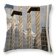 Reflective Coating Throw Pillow