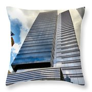 Reflective Self Throw Pillow