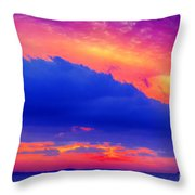 Refractive Throw Pillow