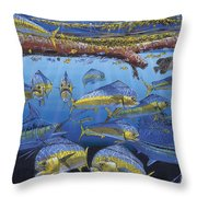 Refuge Off00110 Throw Pillow