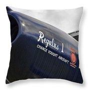 Regulus 1 Throw Pillow