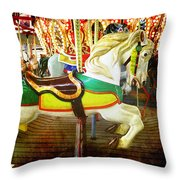 Rehoboth Charger Throw Pillow