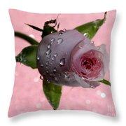 Rekindled Love Throw Pillow
