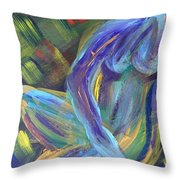 Relaxed Throw Pillow