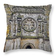 Religion And Legend And Myth Throw Pillow