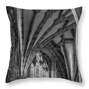 Religious Peak Throw Pillow