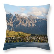 Remarkables Throw Pillow