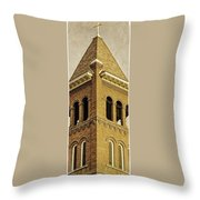 Remember Why I Am With You Throw Pillow