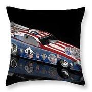 Remembering 9 11 Throw Pillow