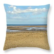 Remembering D Day Throw Pillow