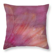 Remembering Spring Throw Pillow