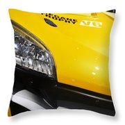Renault Megane Trophy V6 Throw Pillow