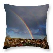 Renewed Hope Throw Pillow by Nancy Pauling
