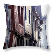 Rennes France 2 Throw Pillow