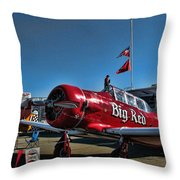 Reno Races 12 Throw Pillow