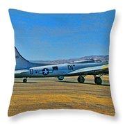 Reno Races 14 Throw Pillow