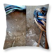 Renovation Wonderland 2 Throw Pillow