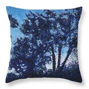 Rensing Tree Throw Pillow