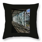 Repeat Patterns Throw Pillow