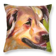 Rescue Ready Throw Pillow