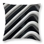 Reserved Seating I Throw Pillow