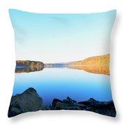 Reservoir Throw Pillow