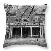 Residual Affect Throw Pillow