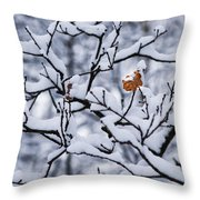 Resistance - Featured 3 Throw Pillow