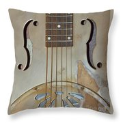 Resonator Detail Throw Pillow