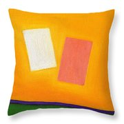 Return Of Lost Parts Throw Pillow