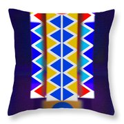 Return Of The Native Throw Pillow