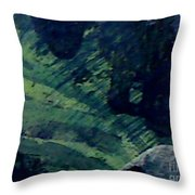 Return To Forever Throw Pillow