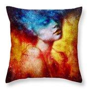 Revelation Throw Pillow