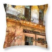 Reviving Warmth Throw Pillow