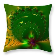 Revolving And Revolving Throw Pillow