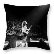 Rg #8 Throw Pillow