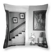 Rhode Island Interior Throw Pillow