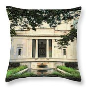 Rhodin Garden View Throw Pillow