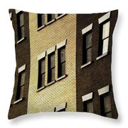 Rhyme Time Throw Pillow