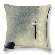 Ribbon Selector Throw Pillow