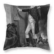 Richard Montgomery Throw Pillow
