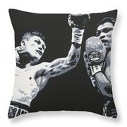 Ricky Hatton 2 Throw Pillow